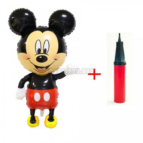 Bóng Mickey Minnie To